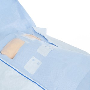 Pacemaker Drapes