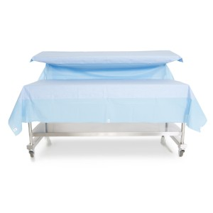 Two Tier Padded Heavy-Duty Back Table Cover