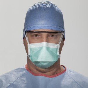 HALYARD* Duckbill Surgical Mask