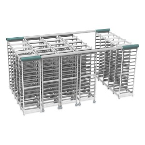 UBETRACK* High Density Storage