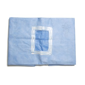 Pediatric Laparotomy Drapes