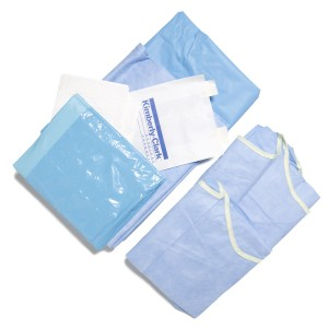 OCUARTS* Drape Sheets Ophthalmic Pack
