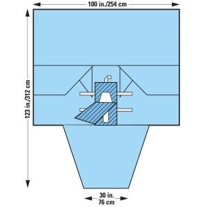 Laparoscopy/Pelviscopy Pack II
