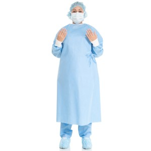 HALYARD BASICS* Non-Reinforced Surgical Gown
