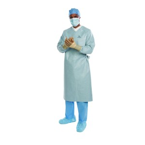 HALYARD* AERO CHROME* Breathable Performance Surgical Gown