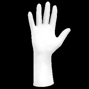 HALYARD* PUREZERO* HG3 White Nitrile Gloves