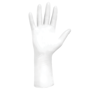 HALYARD* PUREZERO* SMOOTH HG3 White Nitrile Glove