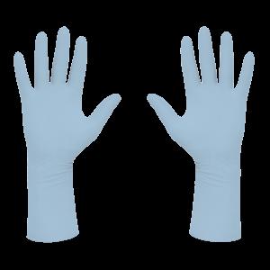 HALYARD* PUREZERO* HG3 Light Blue Sterile Nitrile Gloves
