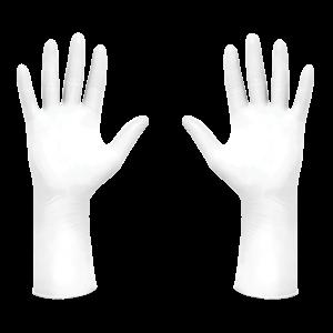 HALYARD* PUREZERO* HG3 Sterile White Nitrile Gloves