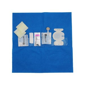 CLEAR SEQUENCE* Procedure Kit-5 Pocket w/o Protective Flap