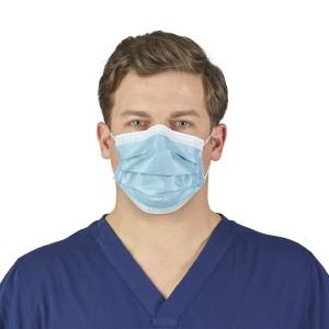 HALYARD* Aqua Level 3 Anti-fog Procedure Mask with Earloops