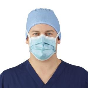 HALYARD* Aqua Level 3 Surgical Mask
