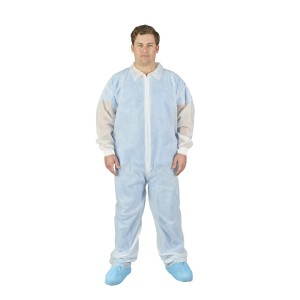 HALYARD* Spunbond Coverall