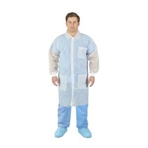 HALYARD* Spunbond Lab Coat