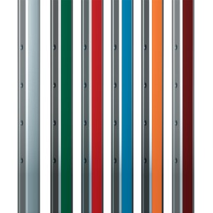 HALYARD* Colored Strips for Post