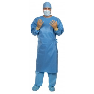 SPECTRUM* Non-Reinforced Surgical Gown