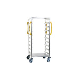 STERISYSTEM* Open Case Cart
