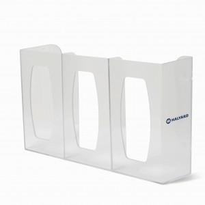 Three Glove Box Holder/Dispenser