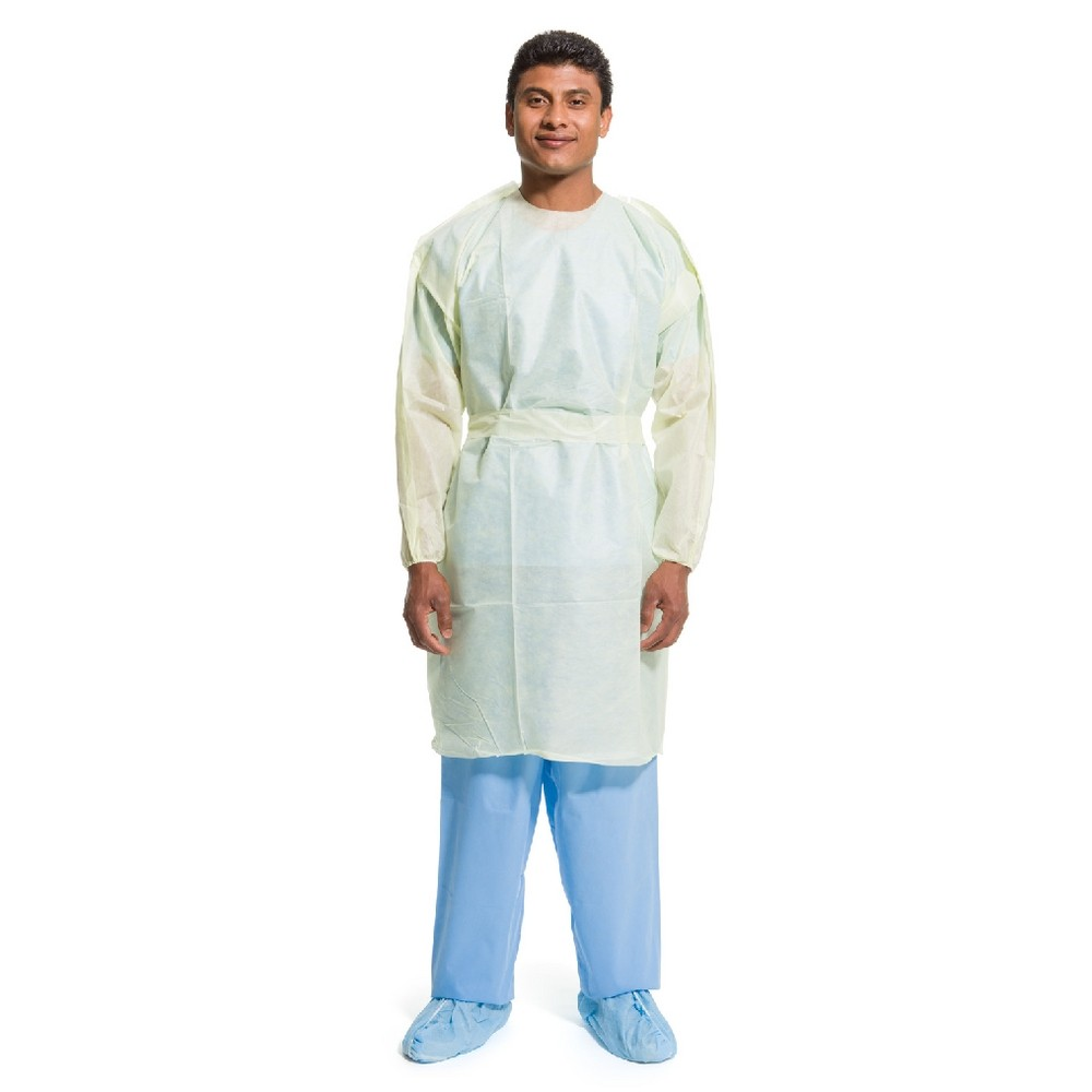HALYARD BASICS Tri-Layer AAMI2 Isolation Gown | Halyard Health
