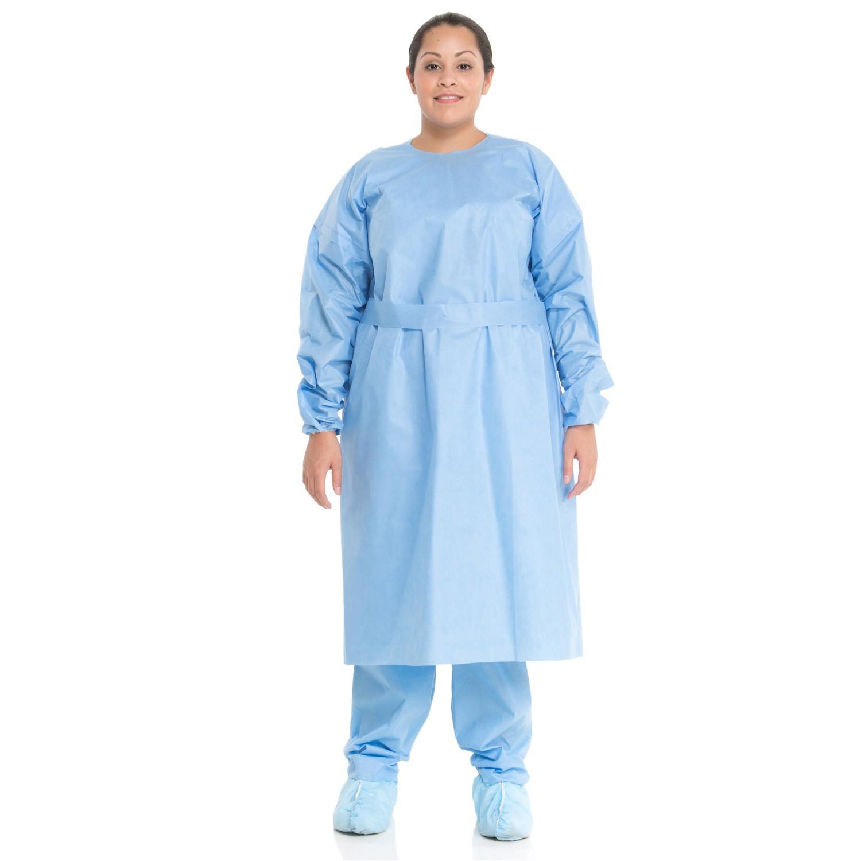 HALYARD Tri-Layer AAMI3 Isolation Gown | Halyard Health