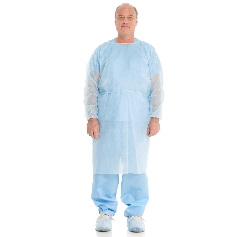 HALYARD Spunbond Isolation Gown   Halyard Health