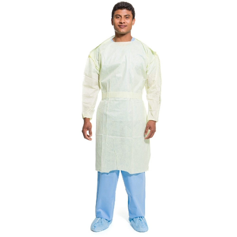 HALYARD Tri-Layer AAMI2 Isolation Gown | Halyard Health