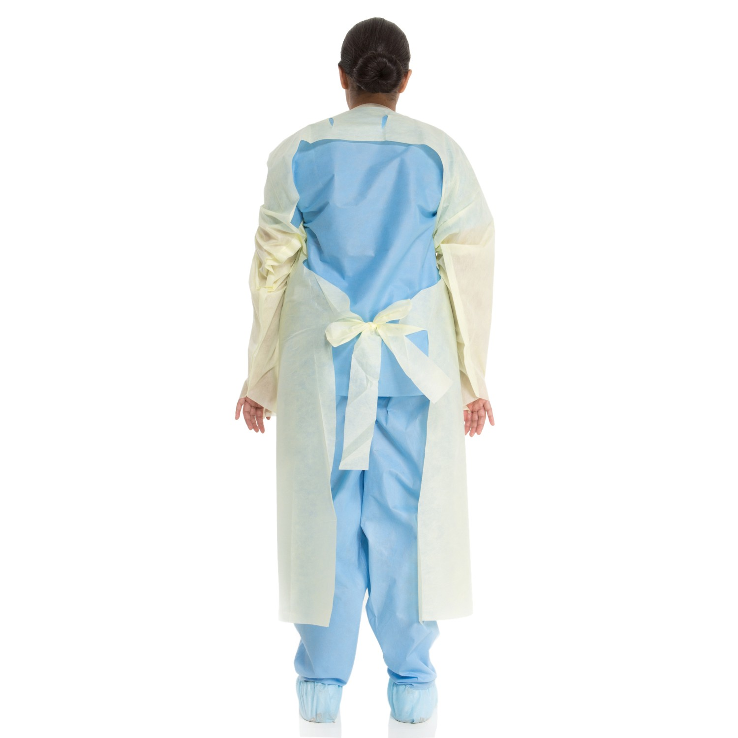 HALYARD Tri-Layer Over-the-Head Isolation Gowns | Halyard Health