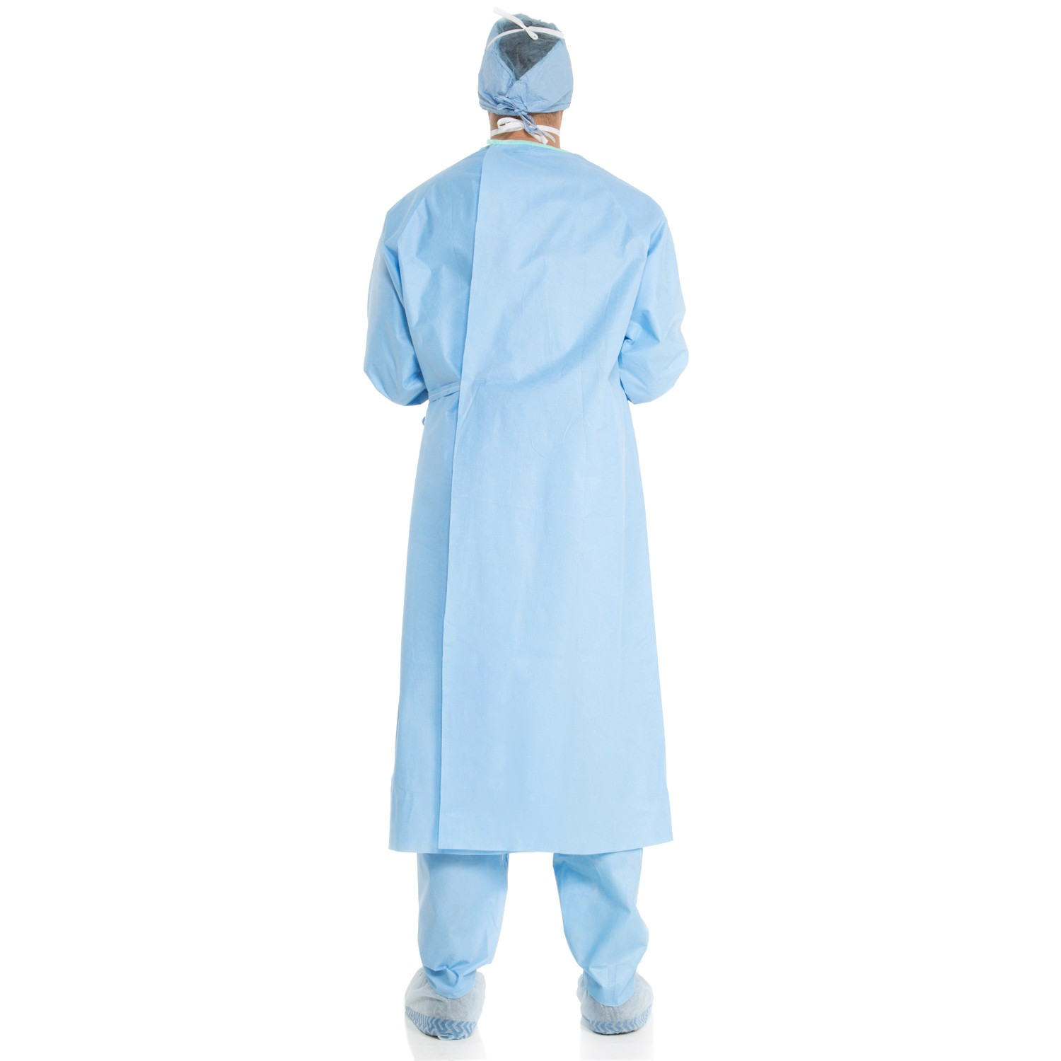 ULTRA* Fabric-Reinforced Surgical Gown   Halyard Health