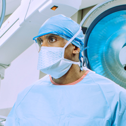 FLUIDSHIELD ASTM Specialty Surgical Mask
